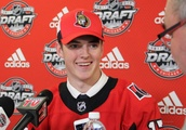 Senators' Prospect Batherson Gets His NHL Debut