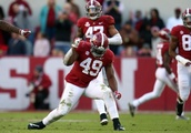 Isaiah Buggs is approaching Alabama football history