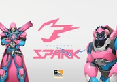 Say hello to the Hangzhou Spark, the best brand in the Overwatch League