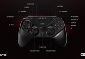 ASTRO's New Controller for PC and PS4 looks Sleek and Customizable as F***