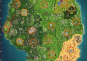 Where to find the Fortnite Fish Trophy locations and how to dance with them