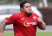 Former Chiefs prop Ben Tameifuna weighs in at 153kg for Tonga - the heaviest man in test rugby