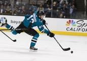 Sharks place Filip Sandberg on unconditional waivers