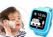 Smartwatches that track a child's movements can be hacked by criminals