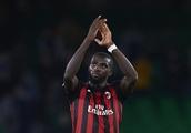 Tiemoue Bakayoko hoping to turn whistles into applause at AC Milan