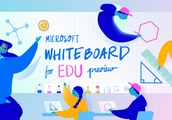 Microsoft Whiteboard for EDU will bring collaboration to the classroom