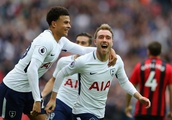 Christian Eriksen admirable and also incorrect on lack of stadium issues