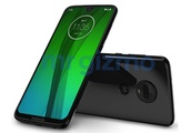 New Moto G7 image render shows dual rear shooters, teardrop notch