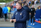Mark Robins full transcript: Every word the Coventry City boss said after Burton defeat