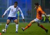 Netherlands U18 V England U18- International Friendly