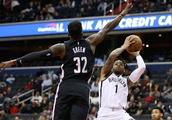 Brooklyn Nets: D'Angelo Russell, Spencer Dinwiddie get it done in D.C.