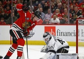 Blackhawks Fall to the Los Angeles Kings in a Shootout 2-1