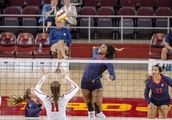Arizona volleyball falls to USC in 5 sets playing like 'a bunch of individuals'