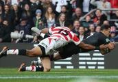 England v Japan, Quilter International, Rugby Union, Twickenham Stadium, London, UK - 17 Nov 2018