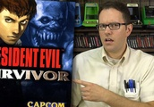 Resident Evil: Angry Video Game Nerd tries to survive RE Survivor