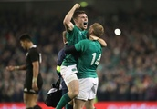 Magnificent Jacob Stockdale try secures historic first win for Ireland against New Zealand