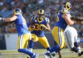 Rams favored over Chiefs on odds for marquee Monday clash