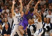 No. 8 Villanova stunned by Furman in overtime