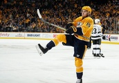 Nashville Predators: Calle Jarnkrok hat-trick lifts Preds over Kings