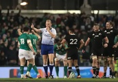 Referee Wayne Barnes was excellent and helped make Ireland's epic win over the All Blacks such a co