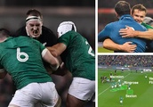 Ireland VS New Zealand: Six defining moments from an epic tactical masterclass
