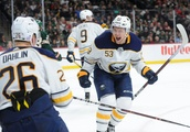 Sabres come back to win fifth straight game over Minnesota