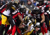 CFL East Division Final Football