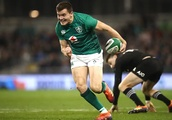 Jacob Stockdale: I was screaming at Kieran Read to drop it, I suppose I got lucky
