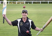 Paul Coles blasts double ton to overtake 2011 record