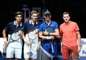 TENNIS: Nitto ATP Finals - London - 18/11/2018