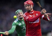Cork and Limerick in the Fenway Hurling Classic Final