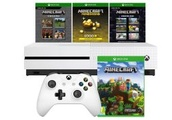 Xbox One 1TB with Minecraft and starter packs for... wait for it... £179 (save 28%)