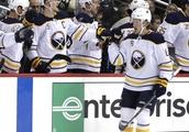 Eichel's OT winner lifts Sabres by reeling Penguins 5-4