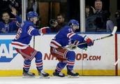 Filip Chytil Scores Again, Rangers Beat Stars 2-1