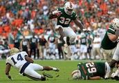 Miami Hurricanes 2018 Senior Profile: RB/FB Trayone 'Choc' Gray
