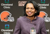 Condoleeza Rice was linked with perennial NFL losers the Cleveland Browns - but was it really such a