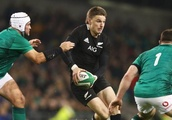 Ireland star Johnny Sexton tipped to end All Black Beauden Barrett's reign as world's best rugby p