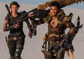 First Official Monster Hunter Image Gives Tony Jaa a Big Bone Sword