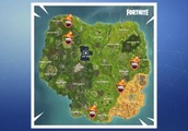 Where to find all the Fortnite Clown Board locations