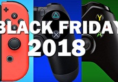 Black Friday 2018 Roundup: Best Deals on PS4, Xbox One X, Switch, and the Year's Top Games