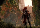Darksiders III latest trailer focuses on the bond between Fury and her horse