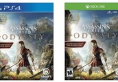 Assassin's Creed Odyssey is $27 on PS4 and Xbox One. Praise Zeus, and save 55%!