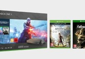 Get an Xbox One X, Battlefield 5, Battlefield 1943, Assassin's Creed Odyssey and Fallout 76 for £39