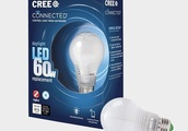 Connect every light to your smart home with the $12 Cree dimmable bulb