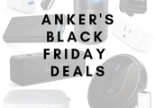 Check out Anker's Black Friday Deals in the US and the UK