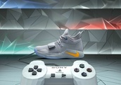 Paul George's New Sneakers Are as Detailed as the PlayStation Classic