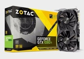 Zotac Nvidia GeForce GTX 1080Ti drops another £40 to £559