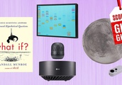 Scouted: Gifts For Science Lovers, From Floating Speakers to Board Games
