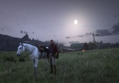 Red Dead Redemption 2 best horse: White arabian is easier to find than it seems