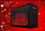 Holiday giveaway: Enter to win a Gigabyte RX 580 Gaming Box with AMD Radeon 580 graphics card for yo